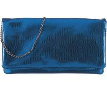 Abendtasche blau