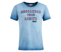 Shirt 'tikko' blau