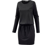 Alba Jerseykleid Damen schwarz
