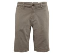 Slim Chino Shorts greige