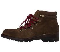 Boots 't2285Runk 2B' braun / rot