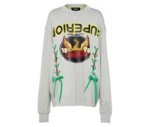 Sweater 's-Fremont' grau / mischfarben