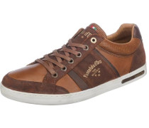 Mondovi Uomo Low Sneakers braun