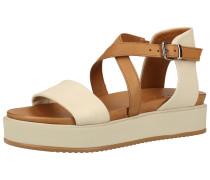 Sandalen beige / braun