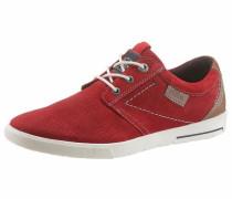 Sneaker rot / weiß