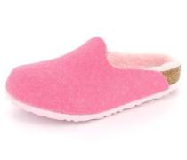 Hausschuh 'amsterdam' pink