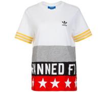 Rita Ora T-Shirt gelb / graumeliert / rot / schwarz / weiß