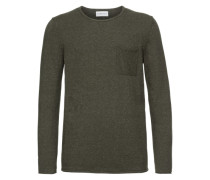 Strickpullover 'twisted cotton'