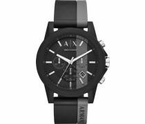 Chronograph 'ax1331' grau / schwarz
