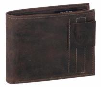Geldbörse dunkelbraun