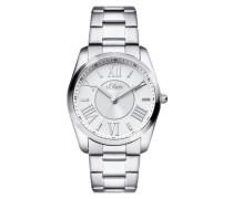 """Armbanduhr """"so-3085-Mq"""" silber"""