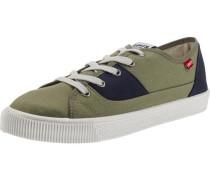 Malibu Patch Sneakers Low navy / oliv