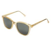 Sonnenbrille 'renee' beige