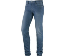 Hatch Slim Fit Jeans Herren blau