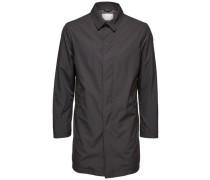 Leichter Mantel schwarz