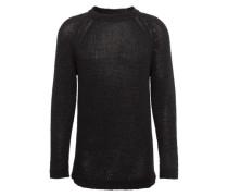 Pullover aus Grobstrick 'Hans' anthrazit