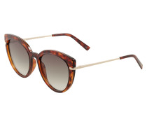 Sonnenbrille 'promiscuous' braun