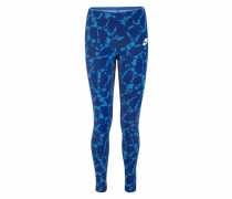 Leggings »Nsw Legging Aop« blau