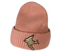 Mütze 'Pcregitta' rosa