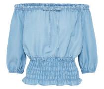 Tunika in Jeans-Optik blue denim