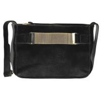 Iggy Mini Bag Umhängetasche 19 cm schwarz