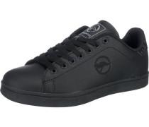 'K-Ten' Sneakers schwarz