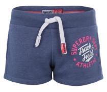 Shorts 'Track & Field' blau