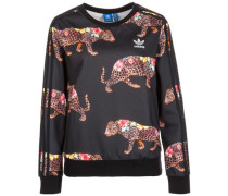 Sweatshirt 'Oncada' mischfarben / schwarz