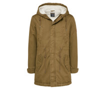 Parka 'easy Teddy' khaki