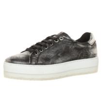 Low Sneaker 'S-Andyes' silbergrau