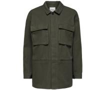 Army -Jacke grün