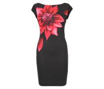 Kleid 'Isla' pink / schwarz