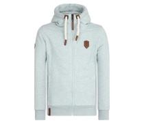 Male Zipped Jacket 'Birol IX' mint