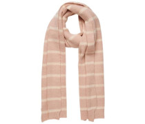 Langer Schal rosa