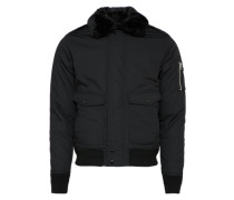 Winterjacke 'Air' schwarz