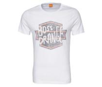 T-Shirt 'Tommi 1' weiß