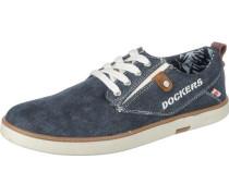 Sneakers navy / weiß