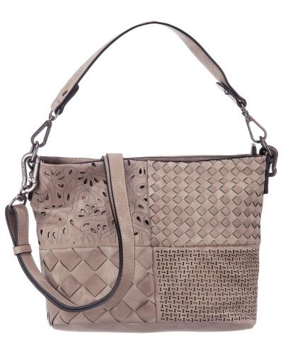 Handtasche 'Tracey' braun