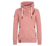 Female Zipped Jacket 'Jedi Path Iii' pink