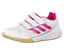 Laufschuhe 'AltaRun CF K Ba9420' pink / weiß