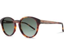 Sonnenbrillen Leopold Light Havanna braun
