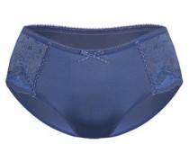 Panty 'blue & Shiny' marine