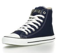 Sneaker 'Fair Trainer' dunkelblau / weiß