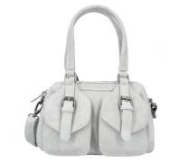 Handtasche 'Lilli Kuba' grau