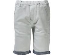 Jeansshorts für Jungen hellgrau