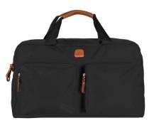 X-Travel Reisetasche 48 cm schwarz