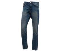 Slim Jeans 'Troy' blue denim