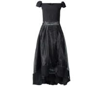 Zweiteiliges Abend-Outfit schwarz