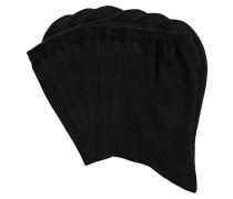 Socken (6 Paar) schwarz