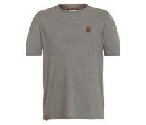 Shirt 'Halim Trabando II' dunkelgrau